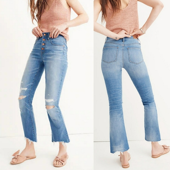 Madewell Denim - Madewell - Cali Demi-Boot Jeans size 26